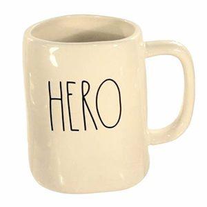"Rae Dunn ""HERO"" Coffee Mug"